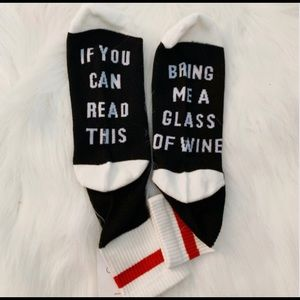 Accessories - Wine socks
